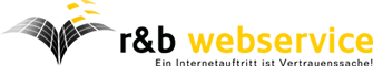 r&b webservice Logo